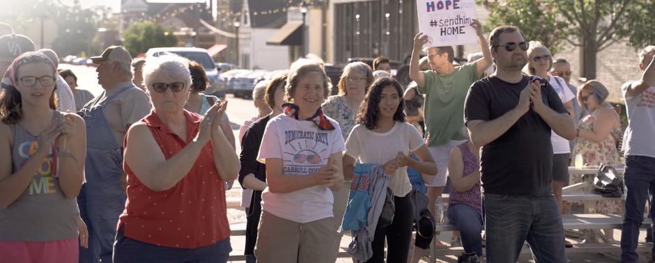 Historic fundraising for Democrat Celeste Williams shows Arkansans eager for change