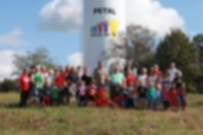 petal water tower ribbon cutting.jpg