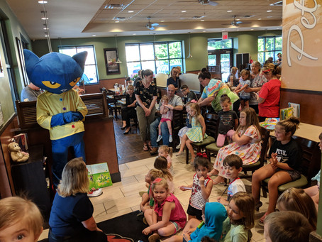 PETE THE CAT CELEBRATES READING READINESS