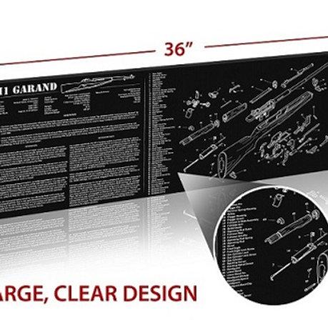 TekMat M1 Garand クリーニングマット