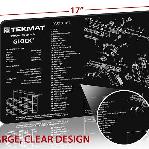 TekMat Glock® クリーニングマット