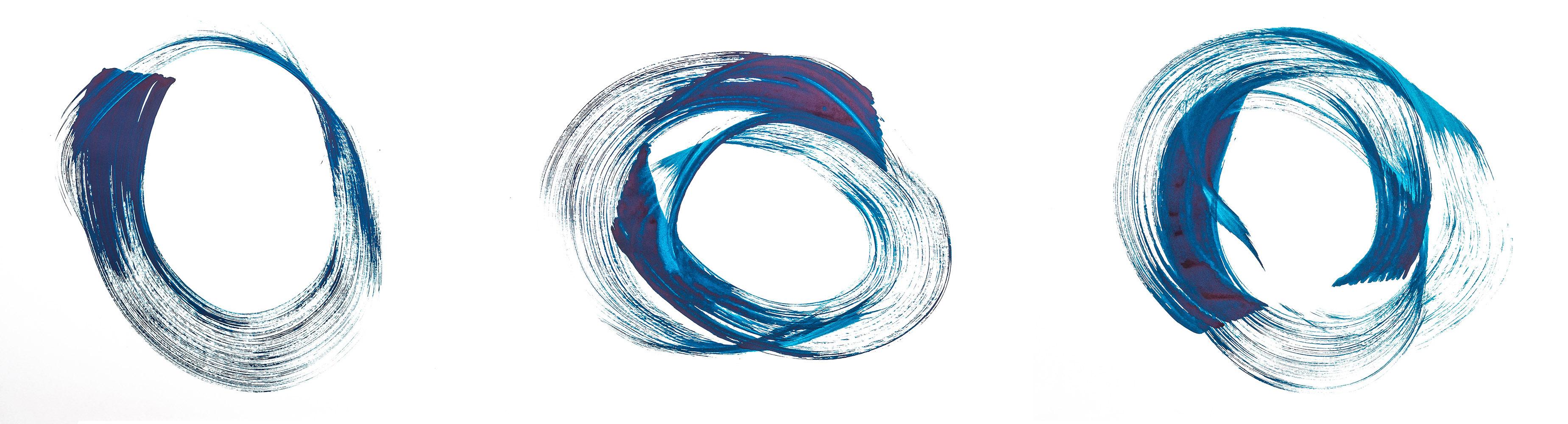 Le mouvement du son bleu