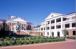 Darden School Exterior View