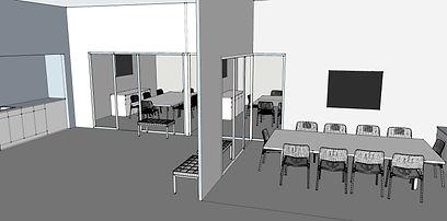 Conference Suite 3D Model