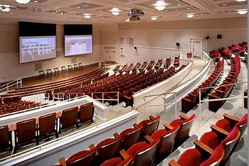Darden School Auditorium