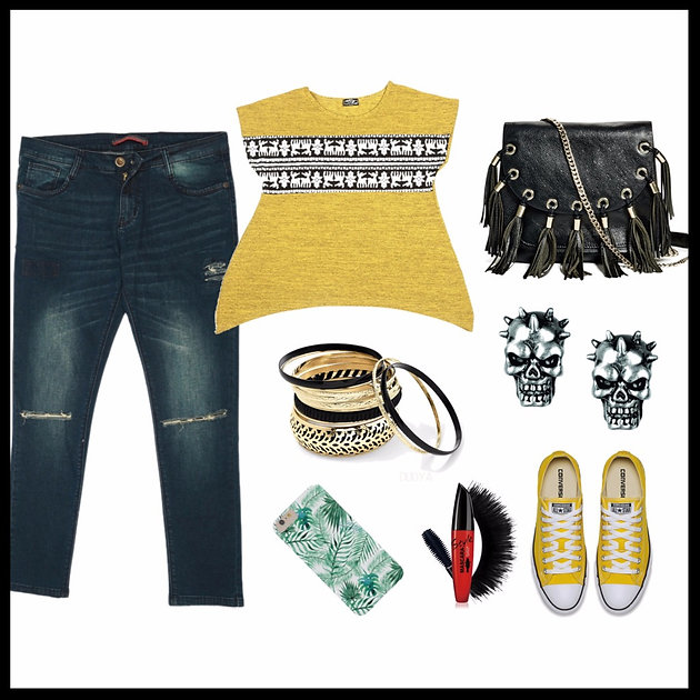 Inject Some Rock'n'Roll Attitude Into Your Wardrobe