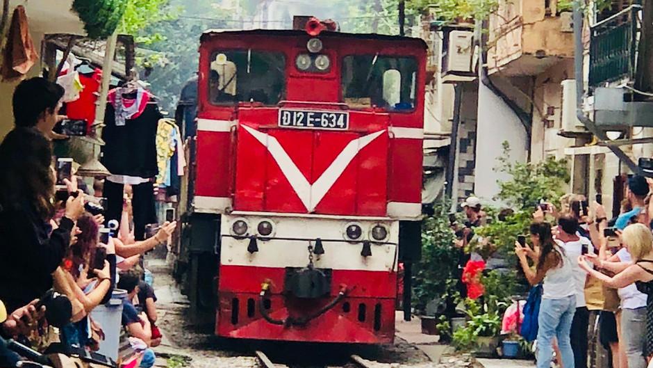 Hanoi, para quem tem tempo