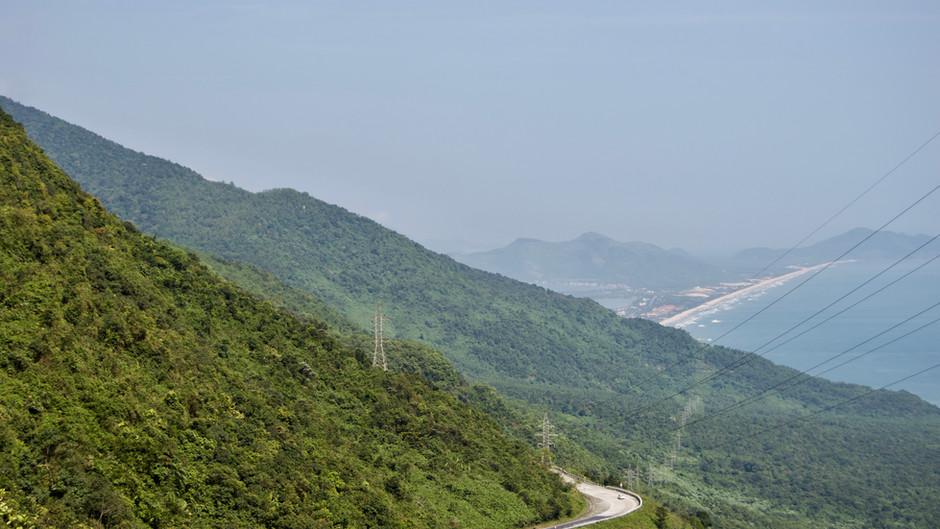 De Da Nang a Hue, o centro do Vietname