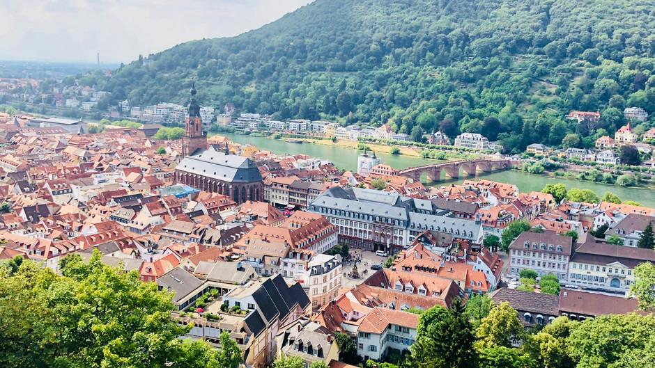Hallo, Heidelberg!
