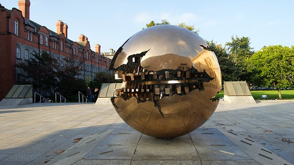 Dublin - lendas, mitos, tradições, pubs e Guinness - uma cidade acima de tudo muito simpática