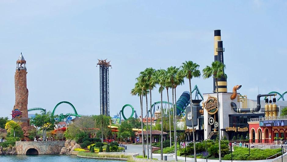 Orlando, o essencial sobre os Parques e não só...há que aproveitar o sunshine state