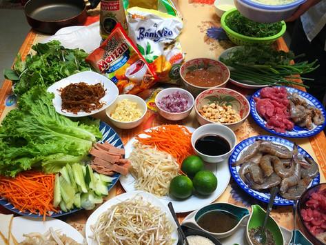 Cooking Class @ Mrs Mai Home, Da Nang