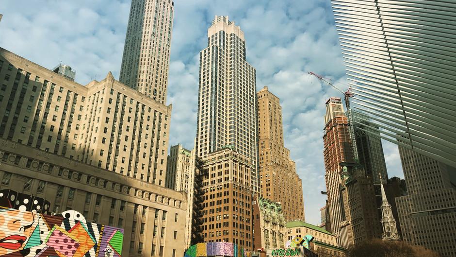 New York City é exactamente o que se ouve nas músicas e se vê nos filmes! Parte 3