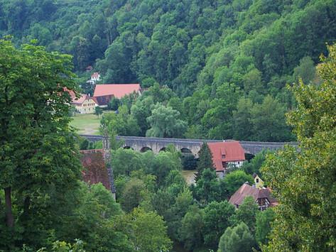 Heidelberg, Baden-Baden, Rothenburg ob der Tauber e Estrasburgo