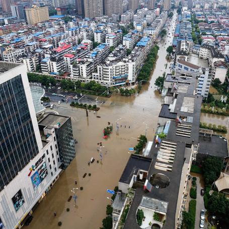 Jiangxi Floods