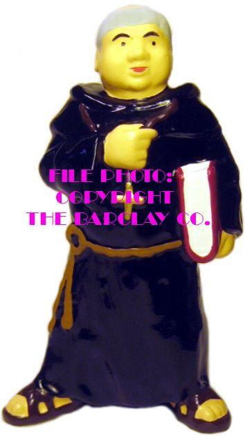 #174 - Friar Tucker