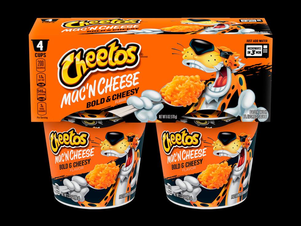 Cheetos MacNCheese Cups