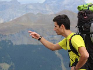 (ITA) Ferrata delle Trincee nelle Dolomiti