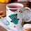 Thumbnail: Стилна чаша за кафе с илюстрации на Бухал-вар.6