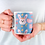 Thumbnail: Стилна чаша за кафе с илюстрации на Зайци-вар.8