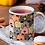 Thumbnail: Чаша за кафе с илюстрации на кучета - вариант 23
