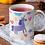 Thumbnail: Стилна чаша за кафе с илюстрации на Еднорог-вар.18