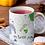 Thumbnail: Чаша за кафе с илюстрации на Слончета - вариант 26