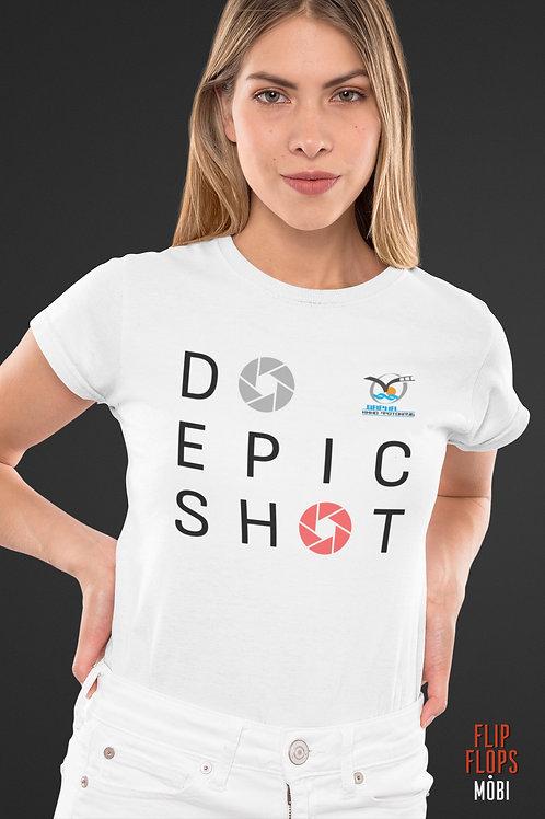 Клубна Фотографска тениска - DO EPIC SHOPT - Безплатна доставка.