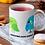 Thumbnail: Стилна чаша за кафе с оригинални илюстрации на Птици - вар.12