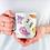 Thumbnail: Стилна чаша за кафе с оригинални илюстрации на Птици - вар.5
