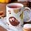 Thumbnail: Стилна чаша за кафе с илюстрации на Бухал-вар.7