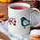 Thumbnail: Стилна чаша за кафе с оригинални илюстрации на Птици - вар.27