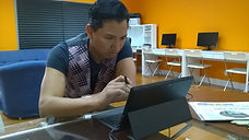 Chairman Joshua Chit Tun @ STUDENTdirect Studios