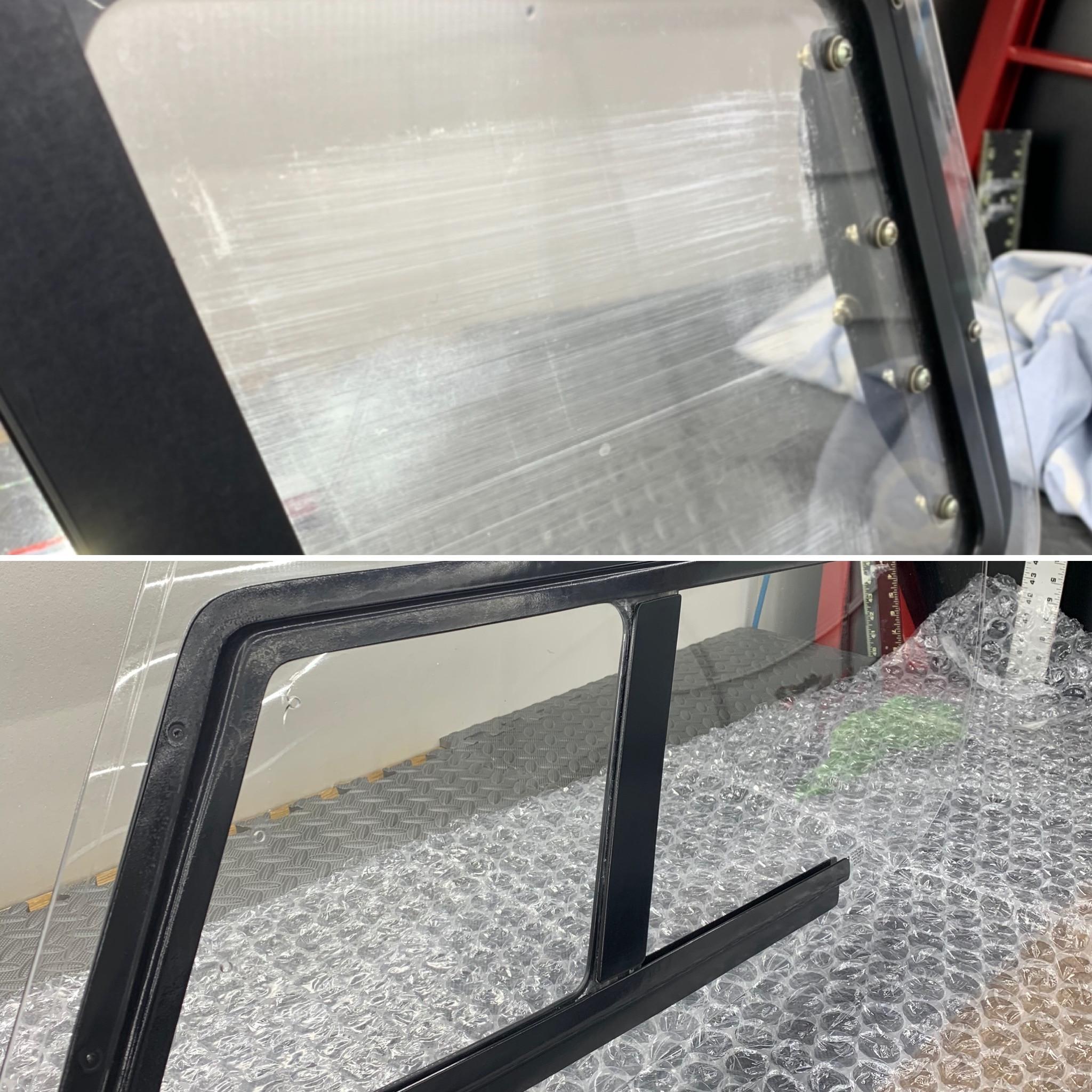 Aircraft Windows - Refurbish Package