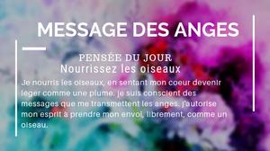 Le message des anges