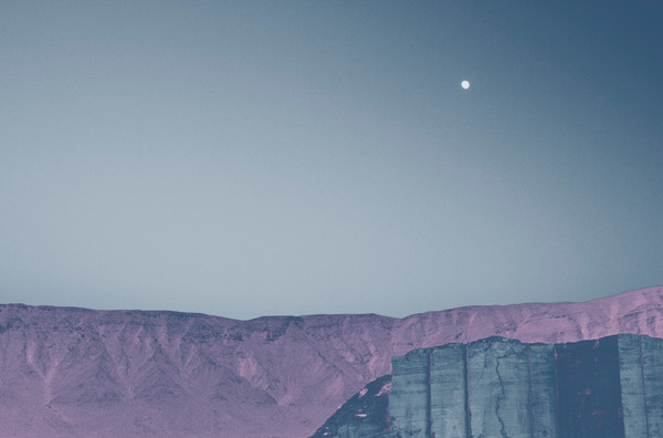 Montaña de mármol