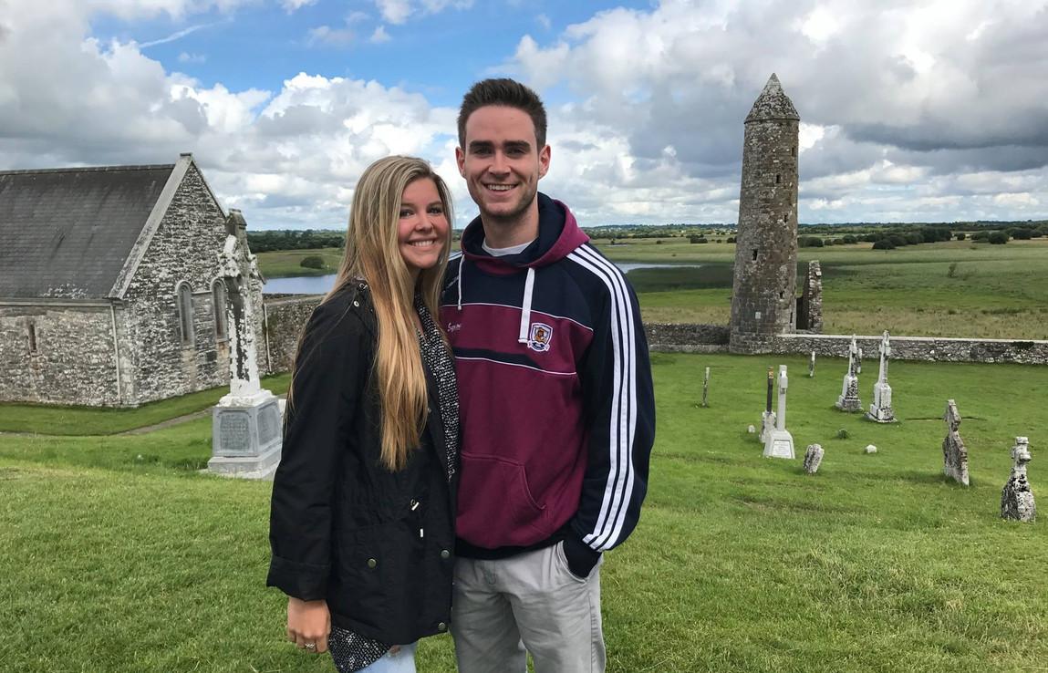 Clonmacnoise Abbey, County Laois