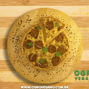 Ogro-Pizza® à venda? Onde?