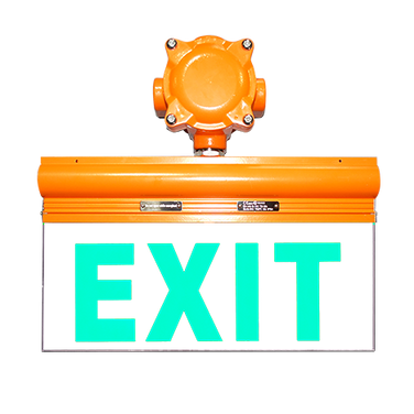 Explosion Proof Exit Light
