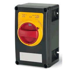 Explosion proof GRP Isolator switch