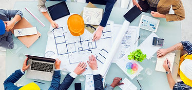 31311409-group-of-engineers-planning-for