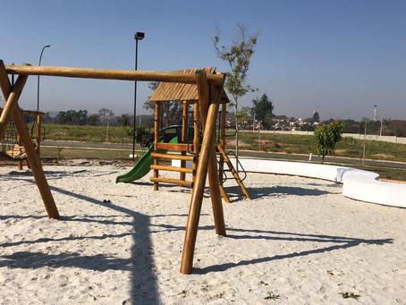 Playground em jardins