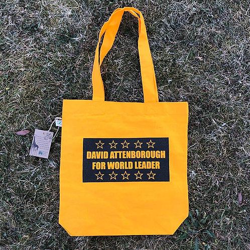 Bag - David Attenborough For World Leader