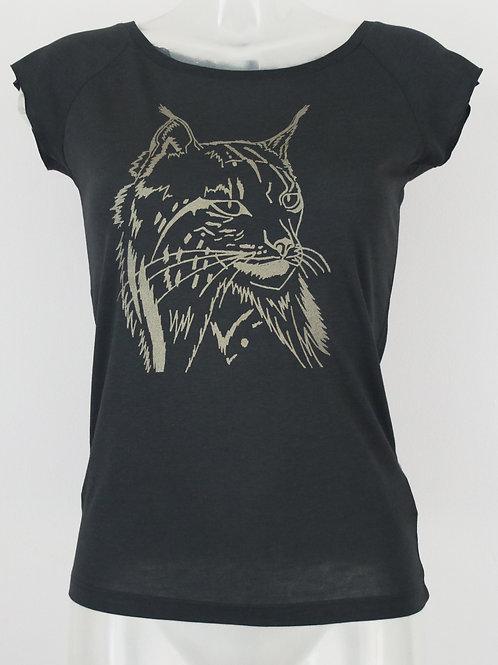 Bamboo Raglan - The Lynx