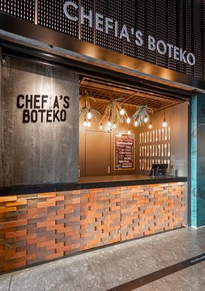 Chefia's Boteko