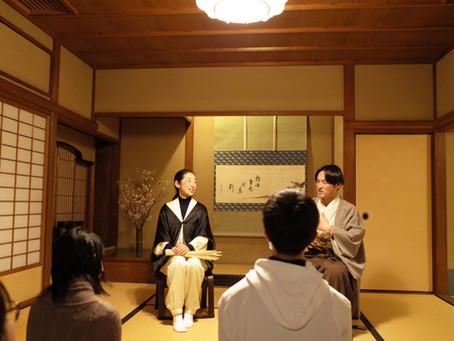 【授業レポート】《花士・珠寶》編/今さら聞けない、伝統芸能「基本のキ」。