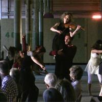 TANZMOTO Dance Company  & DASKwartett Scheidtsche Hallen Essen Kettwig Foto/Film: Ralf Becker
