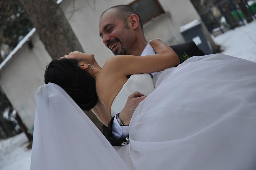 Nous sommes mariés