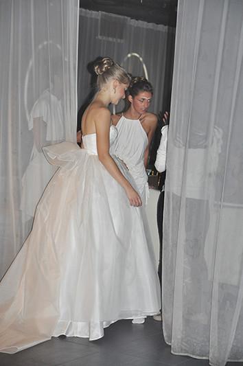 Défilé robe de mariée