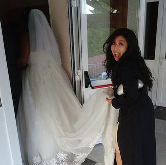 Au mariage de Falonne